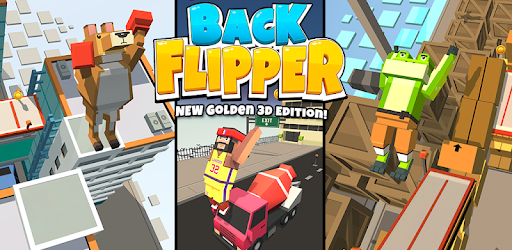 Backflipper Mod Apk 1.40 (Unlimited money)(Unlocked)