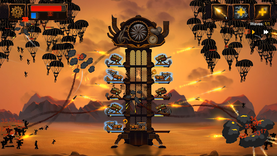 Steampunk Tower 2: The One Tower Defense Strategy 7