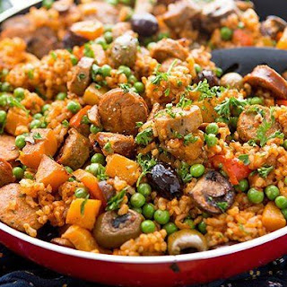 How to Make Winter Paella