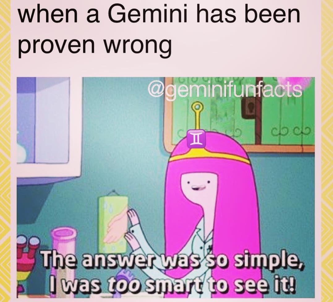 Gemini Memes (List)