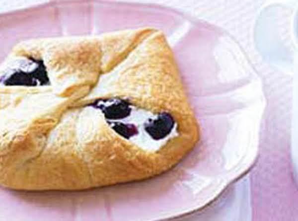 Blueberry Crescent Rolls Recipe