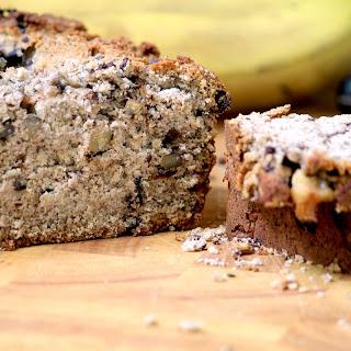 Yummy Toast Alternative! Have Banana Bread for Breakfast
