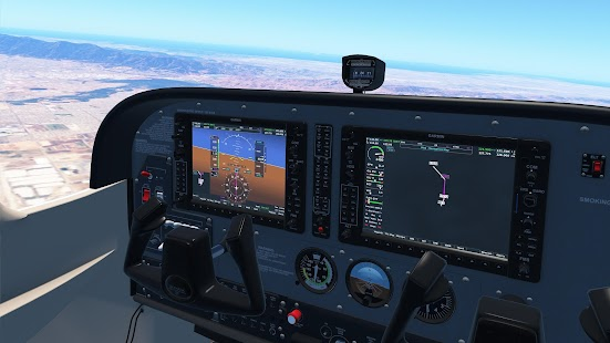 Infinite Flight - Flugsimulator Screenshot