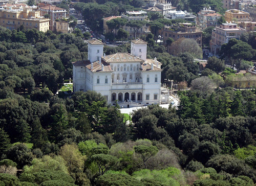 Photo Villa Borghese
