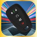 Car Key Remote Lock Simulator icon