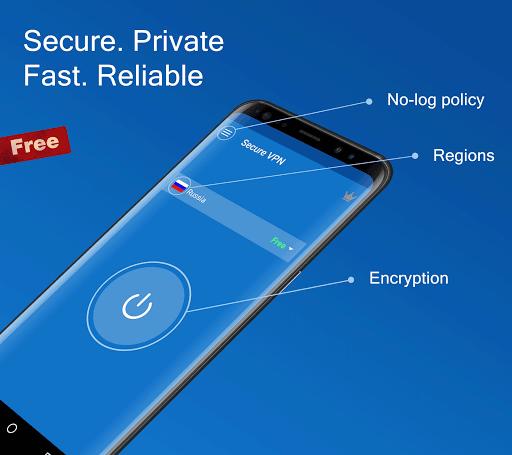 Secure VPN - VPN Miễn Phí Không Giới Hạn Premium Unlocked