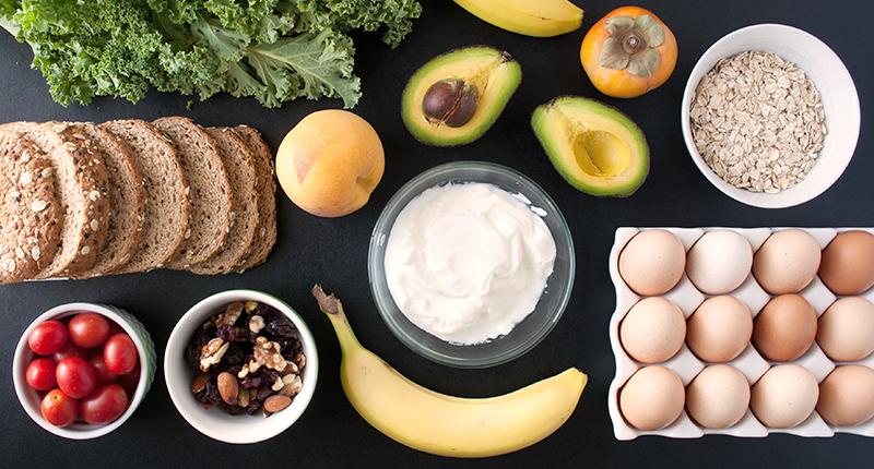 Resultado de imagen de nutrient breakfast