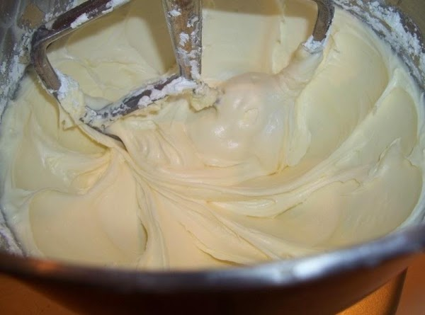 Filling preparation:  In a mixer bowl; beat cream cheese until soft and creamy. Add butter,...