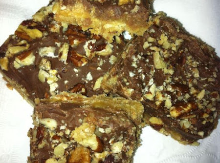 Mock English Toffee Recipe