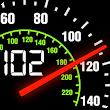 GPS Speedometer: Distance Meter, Odometer, HUD App icon