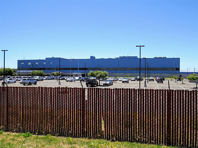 San Francisco Network Distribution Center
