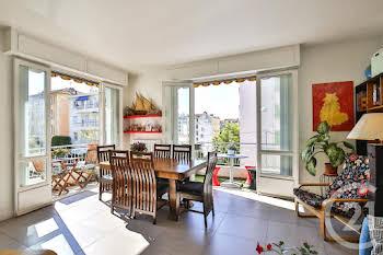 Appartement 4 pièces 107,41 m2