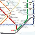 Metro Map: Istanbul (Offline) icon
