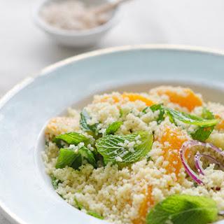 Mint Orange Couscous Recipes