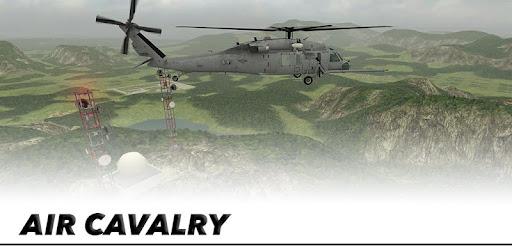 Resultado de imagem para Helicopter Sim Flight Simulator Air Cavalry Pilot