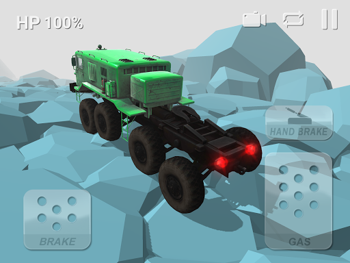 Test Driver: Offroad Driving Simulator android2mod screenshots 16