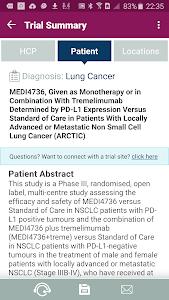 Cancer Study Locator screenshot 4