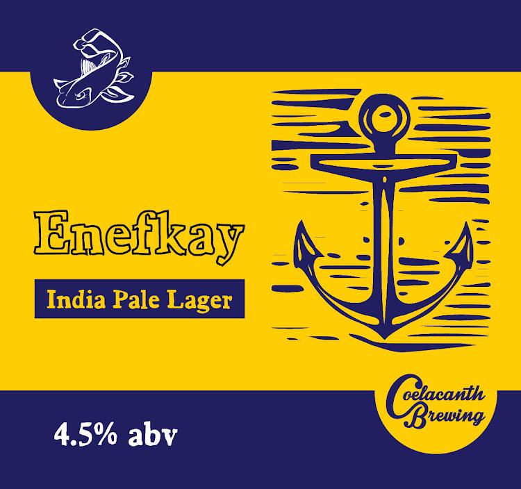 Logo of Coelacanth Enefkay