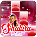 SHAKIRA PIANO TILES GAME icon
