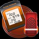 Blood Pressure Checker Diary -BP Info - BP Tracker icon