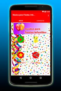 Musica para Fiestas Infantiles - náhled