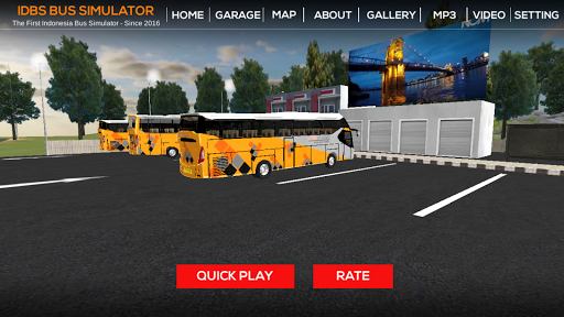 IDBS Bus Simulator 6.1 Screenshots 1