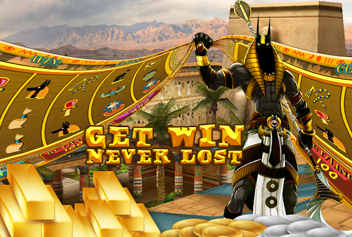 Ace Pharaoh Egyptian Way Slots