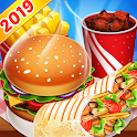 Kitchen Fever - Food Restaurant & Cooking Games icon