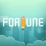 Fortune City - A Finance App Icon