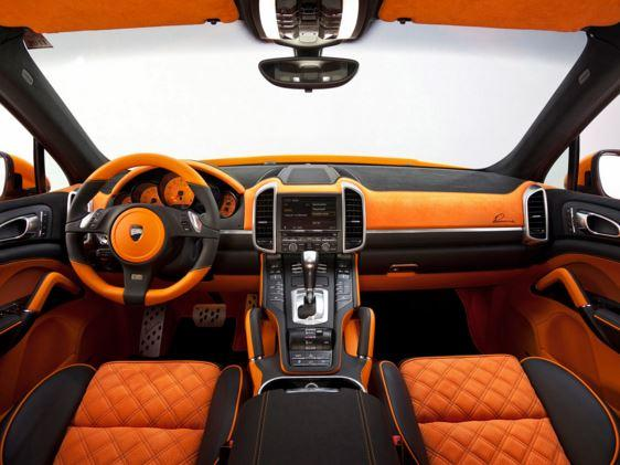 Car Interior Designs- screenshot