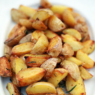 Grilled Roasted Potatoes And Vegetables Recipes