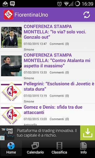 FiorentinaUno.com