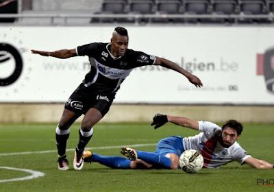 Eupen - Courtrai en match avancé des quarts de finale de Crocky Cup
