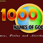 1000 NAMES OF GOD