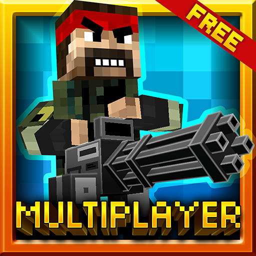 Pixel Fury: Multiplayer 3D Free file APK Free for PC, smart TV Download