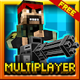 Pixel Fury: Multiplayer 3D Free