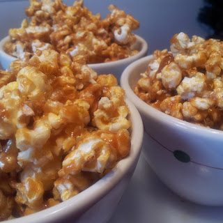 Caramel Corn With Microwave Popcorn Recipes