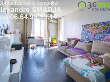 Appartement 3 pièces 57 m2