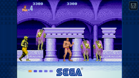 Altered Beast Screenshot
