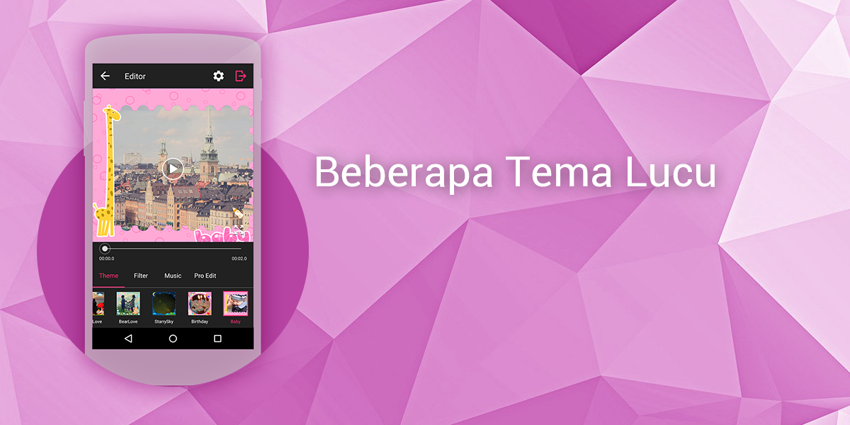 VideoShow: Video Editor &Maker- tangkapan layar