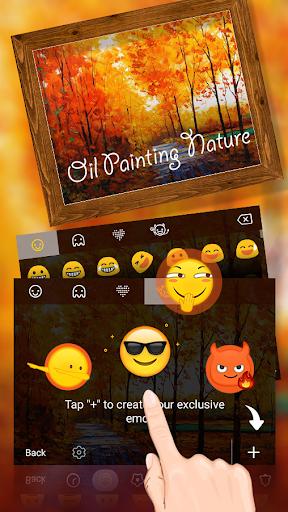 Oil Painting Nature Theme  screenshots 4