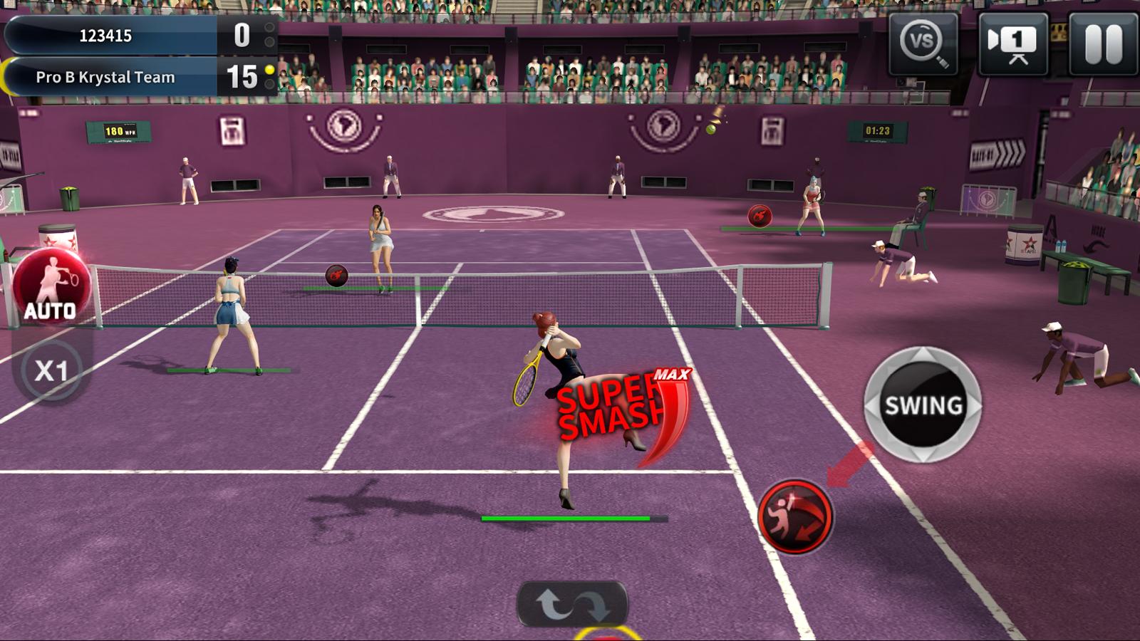 6 Juegos De Tenis Para Ios Y Android Que No Te Debes Perder