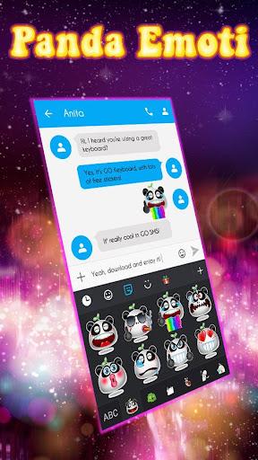 免費下載個人化APP|(FREE) GO SMS PANDA STICKER app開箱文|APP開箱王