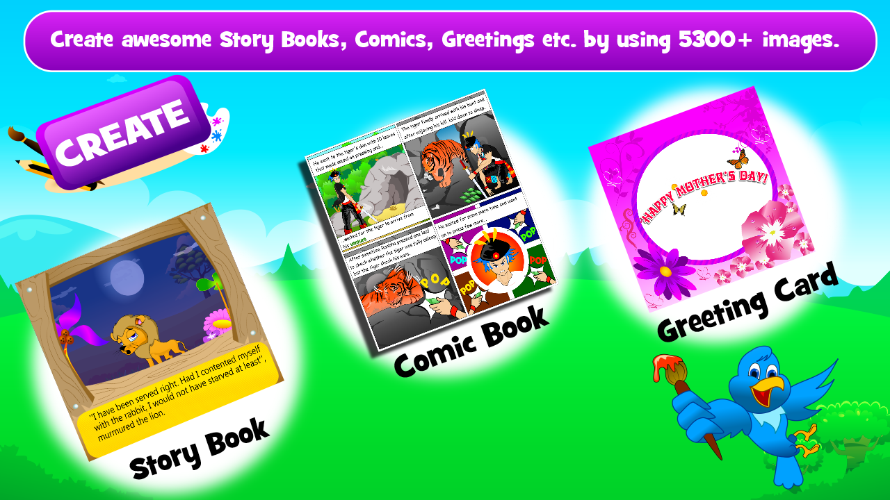 Best Book Making Apps : Read n create children book android apps on google play