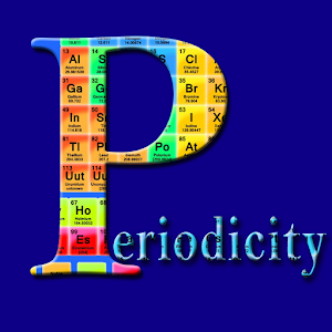 Periodic table 2018 chemistry in your pocket on google play periodicity best periodic table chemistry app icon urtaz Choice Image