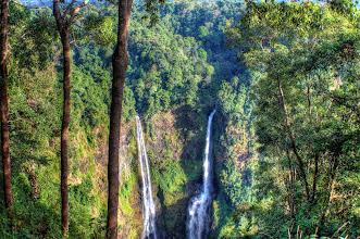 Photo: Laos Reisen, Tad Fan Wasserfall