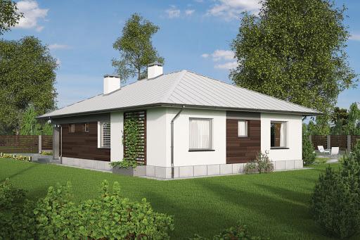 projekt Dom na szczęście - C309