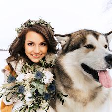Wedding photographer Yuliya Spirova (spiro). Photo of 02.05.2018
