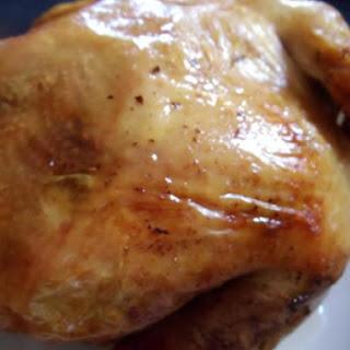 Unique Roasted Chicken