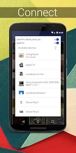 LocalCast for Chromecast/DLNA- screenshot thumbnail